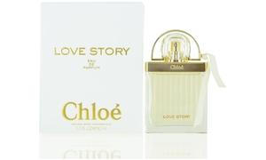 Chloe Love Story Eau de Parfum for Women (1, 1.7 or 2.5 Fl.Oz.)