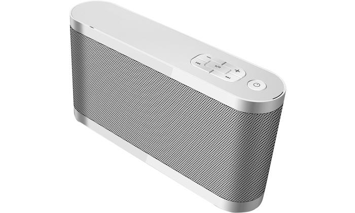 Groupon Goods Global GmbH: One, Two or Three Wireless Portable Multi-Room Speakers from €84.99 With Free Delivery (Up to 36% Off)