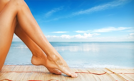 Three Laser Hair-Removal Sessions on a Small, Medium, or Large Area at New York Laser Aesthetics (Up to 75% Off)