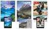 Abbonamento Editoriale Domus S.p.a.: Abbonamenti alle riviste Dueruote, Meridiani e Meridiani Montagne con spedizione gratuita (sconto fino a 41%)