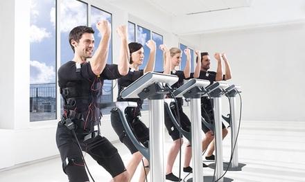1 ou 3 séance d'électrostimulation dès 9 € au centre Elec Fitness