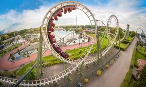 Heide Park Resort: Tagesticket oder Thrill Season Pass für das Heide Park Resort in Soltau (bis zu 36% sparen*)