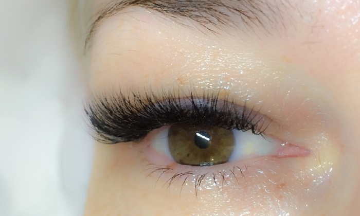 PINKLAB Spa - PINKLAB: One Brow Wax, Brow Package, and Wax and Natural Eyelash Extension from PINKLAB Spa (Up to 52% Off)