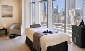 The Spa at The Address Dubai Mall: Pool Pass with Health Club Access or Aromatherapy Spa Treatment or Facial at The Spa at The Address Dubai Mall