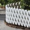 Interlocking Garden Fence Set (4-Piece)