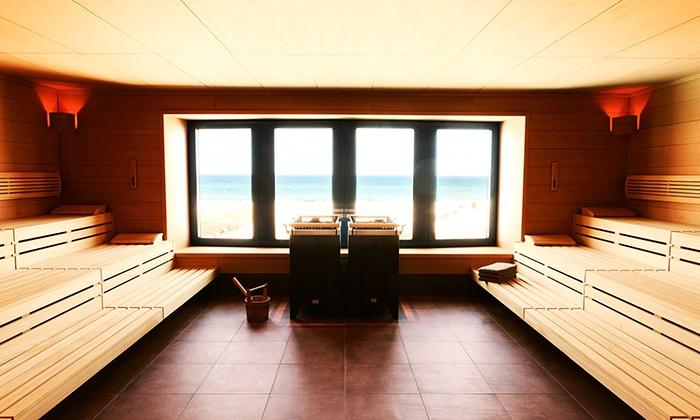 Tagesticket seebad warnem nde seebad des aja warnem nde for Aja resort warnemunde suite