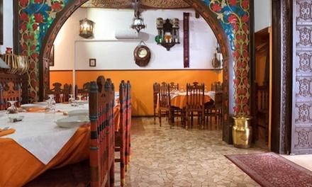 Menu indiano in zona porta S. Felice