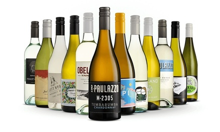 Naked Wines: $79.99 Bottles of White, Red or Mixed Wine Up to $222.88 Value