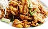 Job's Burger, Teriyaki & Wing - Ridgecrest: Burgers and Asian Fusion for Two or Four at Job's Burger, Teriyaki & Wing (50% Off)