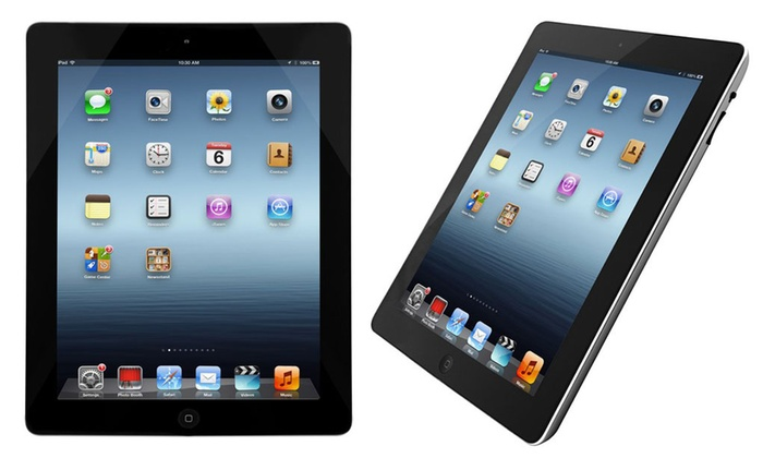 Apple Ipad 2 3 Or 4 With Wifi Scratch Amp Dent Groupon