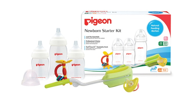 pigeon manual breast pump instructions
