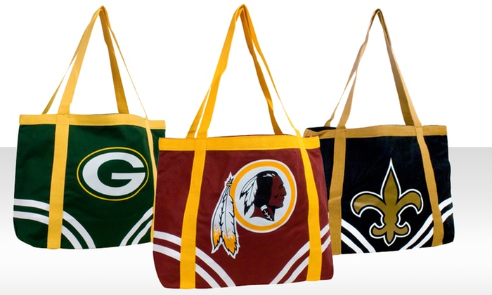 NFL Tailgate Tote Bags: NFL Tailgate Tote Bag. Multiple Teams Available. Free Returns.