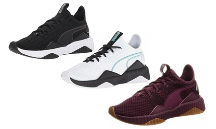 Puma Defy Lace-Up Trainers
