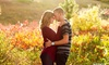 Warwick Photography - Denver: 60-Minute Engagement Photo Shoot with Retouched Digital Images from Warwick Photography (70% Off)