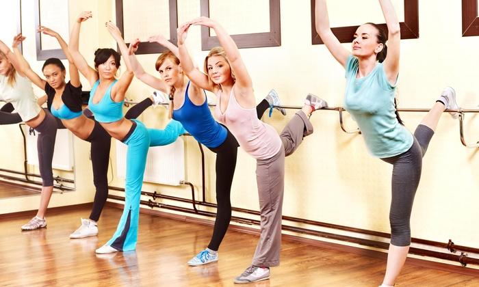 Melisanti Dance Studio - Westchester Village: Eight Weeks of Unlimited Dance Classes at Melisanti dance studio (75% Off)