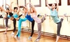 75% Off Unlimited Dance Classes