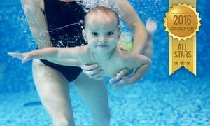 מרכז המים אצטדיון טדי: שיעורי שחייה לפעוטות וילדים עד גיל 6 במרכז המים, אצטדיון טדי: מנוי חודשי בן 4 מפגשים ב-199 ₪ או מנוי ל-3 חודשים ב-549 ₪