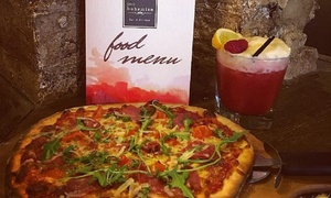 The Bohemian: Two or Four Pizzas and Desserts for Two or Four at The Bohemian (Up to 47% Off)