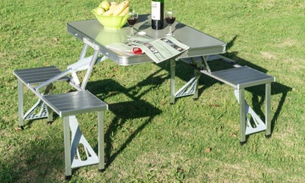 Folding Picnic Table in a Choice of Style
