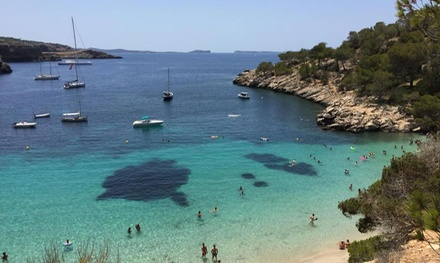 ✈ Ibiza: Up to 7 Nights with Return Flights at Choice of Hotels with Breakfast*