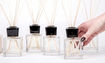 Difusor de perfumes Furmare con la botella de cristal cuadrada por 9.99 € (47% de descuento)