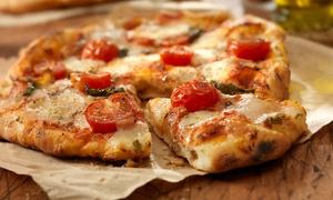 Pizzeria Ristorante Mister Food: Menu pizza d'asporto con dolce e birra per 2, 4 o 6 persone al ristorante Mister Food (sconto fino a 73%)