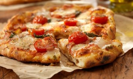 Menu Pizza da asporto con birra a 8,90€euro