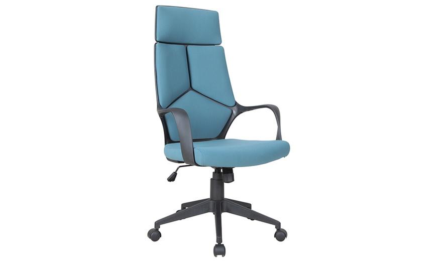 Sedie moderne da ufficio con ruote | Groupon Goods