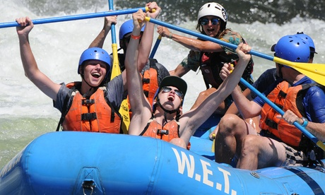 Rafting Trip on the American River for One from WET River Trips (Up to 15% Off). Four Options Available.