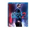 John Wick: Chapter 2 Blu-ray, DVD, and DC