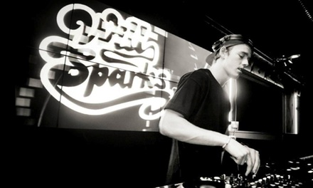 Will Sparks with Joel Fletcher and Timmy Trumpet on Saturday, October 11, at 9 p.m. (Up to 53% Off)