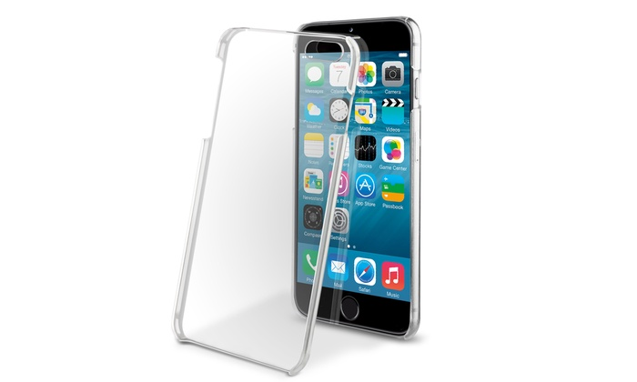 coque crystal iphone 6