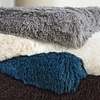 Chic Home Shaggy Faux-Fur Blanket