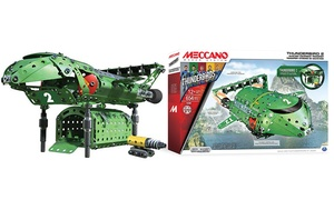 Kit Jouet Meccano Thunderbird 2