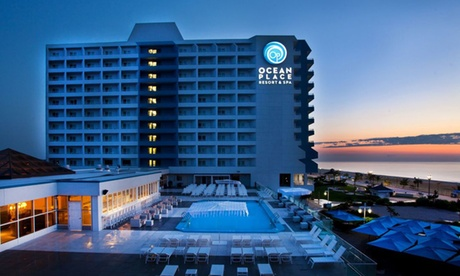 Stay at the 4-Star Ocean Place Resort & Spa in Long Branch, NJ, with Dates into January 2019 (Getaways Beach Vacations) photo