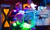 Surf's Up Family Fun Center - Conway East: All-Day Laser Tag and Rock Climbing for Two or Birthday Party Package at Surf's Up Family Fun Center (Up to 60% Off)