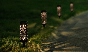 Lanternes LED solaires Organic