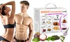 Proteïne dieet met serum