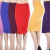 Women's Cotton-Rich High-Waisted Pencil Skirt (3-Pack)