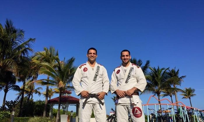 Gracie Barra Fort Lauderdale - Coral Ridge Country Club Estates: 20 Brazilian Jiu-Jitsu Classes at Gracie Barra Fort Lauderdale (53% Off)
