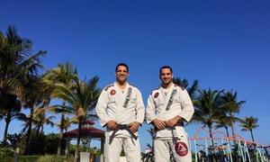 Gracie Barra Fort Lauderdale: 20 Brazilian Jiu-Jitsu Classes at Gracie Barra Fort Lauderdale (53% Off)