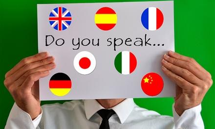 Language Craft — duas localizações:curso de línguas românicas, germânicas ou asiáticas desde 69€