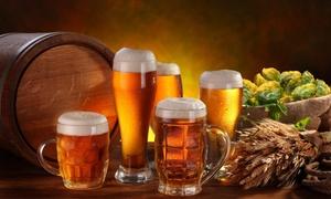 Bu Gu: Degustazione 5 birre artigianali e tagliere tipicità con birra omaggio al Bu Gu, zona piazzale Susa (sconto fino a 74%)