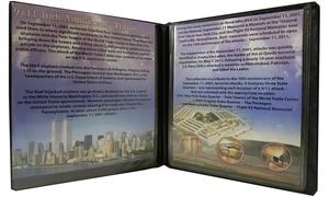 9/11 Anniversary Tribute Coin Set