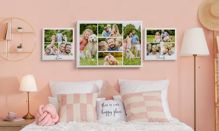 Tela collage personalizzata a 1,95€euro
