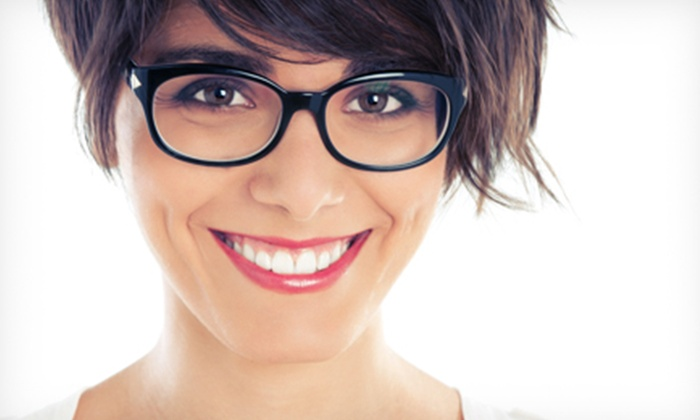 Paquette Opticians - Shoreline West: One or Two Complete Pairs of Eyeglasses at Paquette Opticians (Up to 80% Off)