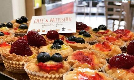 Pasticceria fresca o secca oppure 1 o 2 kg di torte gluten free da Café & Patisserie (sconto fino a 46%)