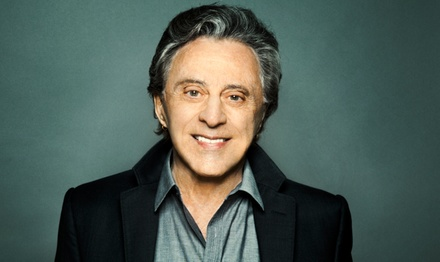 Frankie Valli and the Four Seasons on Friday, September 27, at 8 p.m.