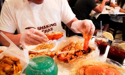 10% Cash Back at Shaking Crab Flushing
