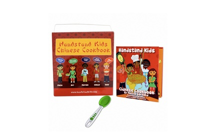 Chinese Cookbook Kit for Kids